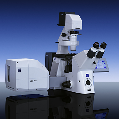 LSM 700 Inverted Confocal