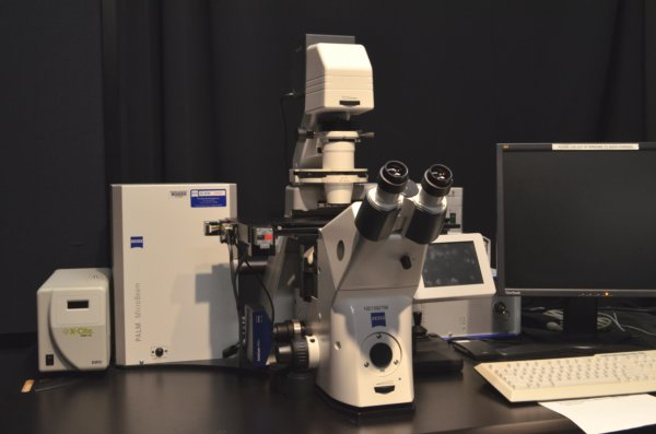 HCBI: PALM Laser Microdissection Microscope